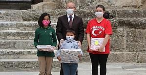 Atatürk'ün Serik'e gelişinin 91. yıl dönümü kutlandı