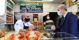 """Başkan Okay, """"Pandemi tedbirlerinin kahramanı olalım"""""""