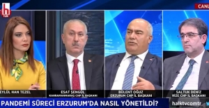 "CHP'li Esat Şengül, ""Kahramanmaraş kendi kendine yeten bir şehir"""