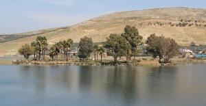 Hatay'daki Gölbaşı Gölü turizme hazırlanıyor
