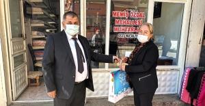 Kahramanmaraş'ta Kadın Muhtarlar Unutulmadı
