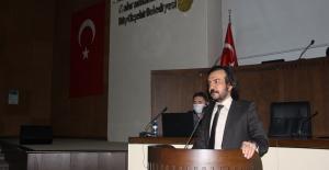 Kahramanmaraş'ta UKOME'de ulaşım master planı anlatıldı