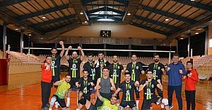 Korkuteli Belediyespor play-off biletini aldı