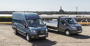 Yeni 5 tonluk Ford Transit