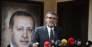AK Partili Ünal'dan CHP'li Altay'ın, Cumhurbaşkanı Erdoğan'a yönelik