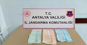 Antalya'da çatı katında kumar oynayan ve Kovid-19 tedbirlerini ihlal eden 6 kişiye para cezası verildi