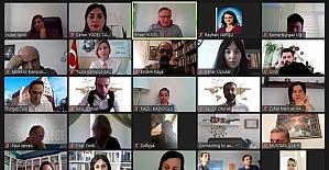 BAU Global Eğitim Semineri çevrim...