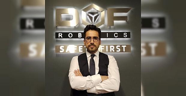 DOF Robotics Turquality programına adım atıyor