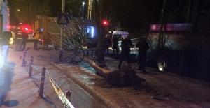 Elbistan'da su kanalına düşen otomobil sürücüsü öldü