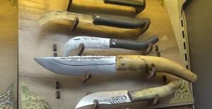 Kahramanmaraş 'Hartlap' bıçağı dünya markası oldu