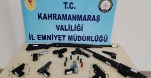 Kahramanmaraş'ta polis ekipleri magandalara göz açtırmıyor