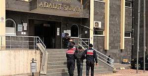 Kahramanmaraş'ta bağ evi hırsızı yakalandı