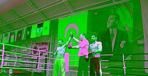 Kick boksta bir yıl aradan sonra uluslararası organizasyon heyecanı Antalya'da yaşandı