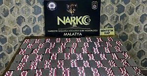 Malatya'daki uyuşturucu operasyonunda yakalanan zanlı tutuklandı