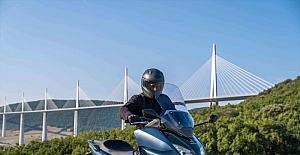 Yeni Honda Forza 750 Türkiyede satışa...