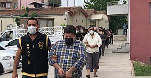 Adanada yakalanan 22 firari hükümlü...