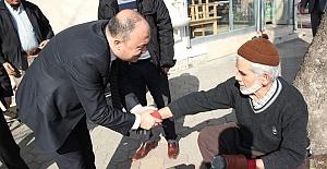 """AVED Başkanı Kavak, """"Nasıl ki tohumlar toprağa engelliler topluma emanet"""""""