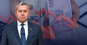 BBP'li Yardımcıoğlu: Türk Lirası'nın değer kaybetmesine seyirci kalamayız!