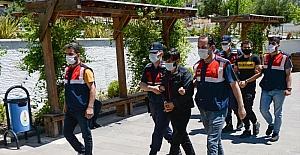 Kahramanmaraş'ta terör örgütü DEAŞ operasyonunda gözaltına alınan 2 şüpheli tutuklandı