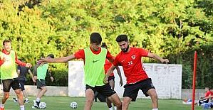 Hatayspor, Gaziantep maçının hazırlıklarına başladı
