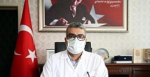 Kovid-19'u yenen yerleşik yabancılardan Türk sağlık çalışanlarına övgü