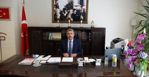 """Müftü Mustafa Tekin, """"Bu gece gönülden rabbimize yönelelim"""""""