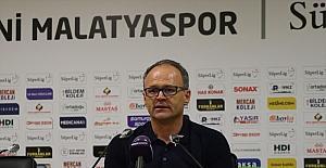 Yeni Malatyaspor-Hatayspor maçının ardından