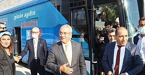 DSP Genel Başkanı Aksakal, partisinin Adana İl Başkanlığının açılışına katıldı