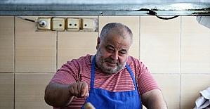 Mangal ateşi, Adana'nın tescilli ürünü içli köfteye lezzet kattı