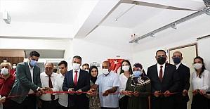 Mersin'de, Şehit Jandarma Uzman Çavuş Mustafa Sarı Kütüphanesi açıldı