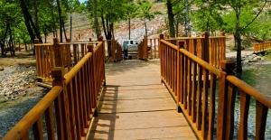 Saklı Cennet Yeşilgöz'e yeni çehre