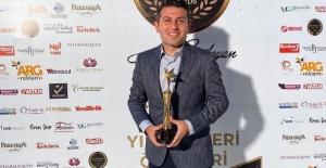 Yılın enleri ödülüne Kahramanmaraşlı muhabir imza attı