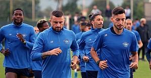 Adana Demirspor, Bolu'daki kamp çalışmasına devam etti
