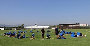 Adana Demirspor'un Bolu kampı sona erdi