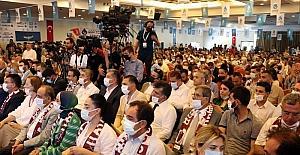 - DEVA Partisi Genel Başkanı Babacan, Hatay'da partisinin ilçe kongrelerine katıldı