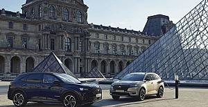 DS 7 Crossback'in sınırlı üretim Louvre...