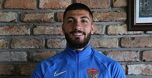 Hatayspor'un yeni transferi Kamil Ahmet Çörekçi, takımın vazgeçilmez oyuncusu olmak istiyor:
