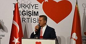 TDP Genel Başkanı Sarıgül, partisinin Adana 1. Olağan Kongresi'ne katıldı