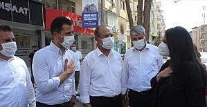 AK Parti'li Sarıeroğlu'ndan Osmaniye'de orman yangınlarıyla ilgili değerlendirme: