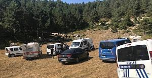 GÜNCELLEME - Kahramanmaraş'ta ormanlık...