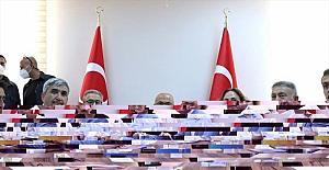 Hazine ve Maliye Bakanı Lütfi Elvan,...