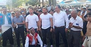 Kahramanmaraş'ta 18. Hartlap Şalvar Güreş Müsabakaları sona erdi