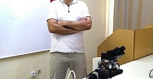 Özdemir, radyasyon ölçümüne yönelik makalesini yayımladı