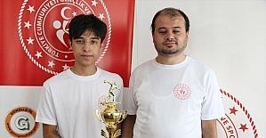 Antalya Görme Engelliler Spor Kulübü, golbol turnuvasında Türkiye üçüncüsü oldu