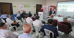İncir Sektörü değerlendirme toplantısı gerçekleştirildi