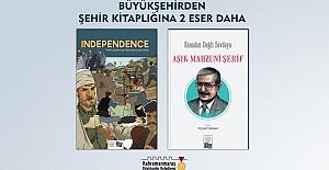 Kahramanmaraş'ta Şehir Kitaplığına İki Eser Daha