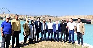 Başkan Mahçiçek, Büyükşehir Belediyesi Meclis Üyeleri'ne EXPO 2023'ü Anlattı