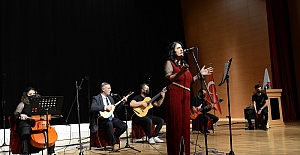 Cumhuriyetimizin 98. Yılı KSÜ'de Konserle Kutlandı