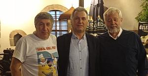 Gastronominin Profesörleri Vagabov ve Baratov'u Kahramanmaraş'ta!