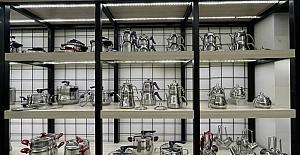 Kahramanmaraş'tan 9 ayda 184 milyon dolarlık metal mutfak eşyası ihracatı gerçekleştirildi